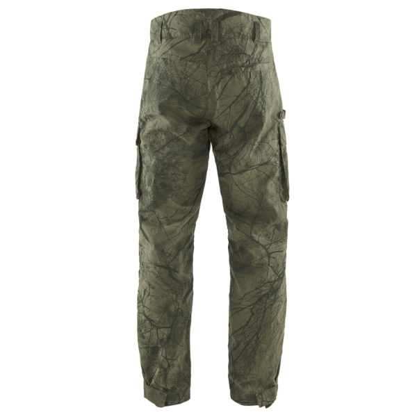 Fjallraven Brenner Pro Trousers Green Camo