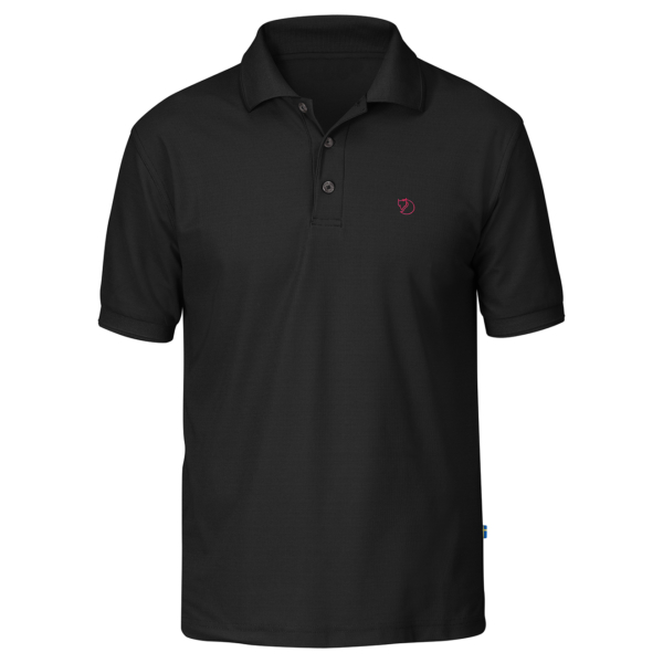 Fjallraven Crowley Pique Shirt Black