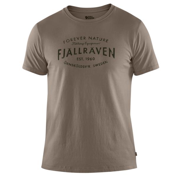 Fjallraven Est 1960 T-Shirt Driftwood