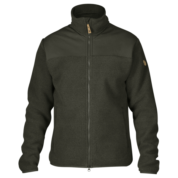 Fjallraven Forest Fleece Jacket Deep Forest