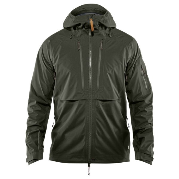 Fjallraven Keb Eco Shell Jacket Deep Forest
