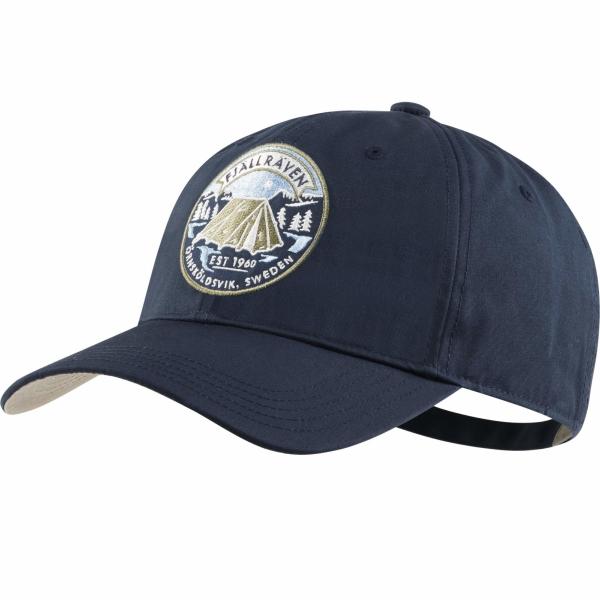 Fjallraven Lagerplats Cap Navy