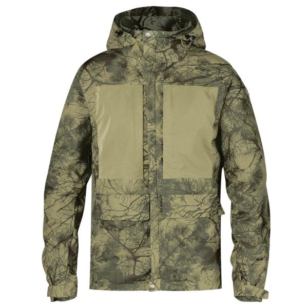Fjallraven Lappland Hybrid Jacket Camo Green / Laurel