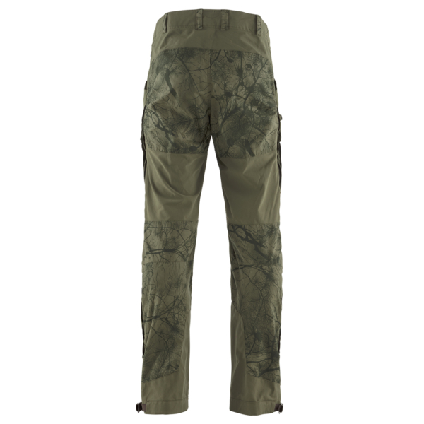 Fjallraven Lappland Hybrid Trousers Green Camo / Laurel