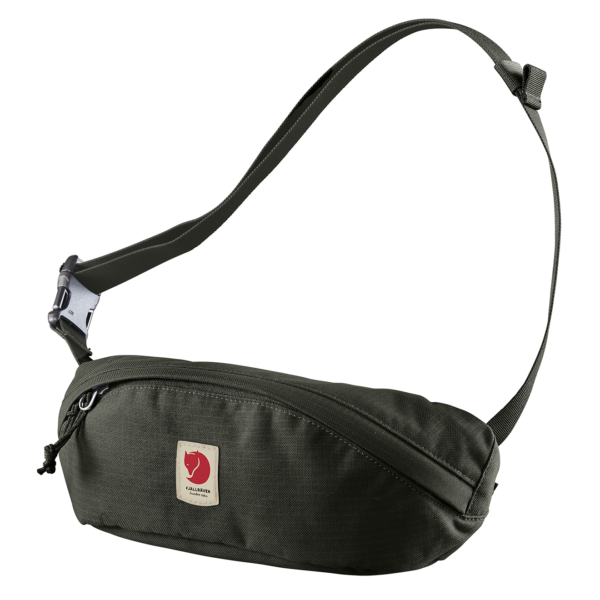 Fjallraven Ulvo Hip Pack Medium Deep Forest