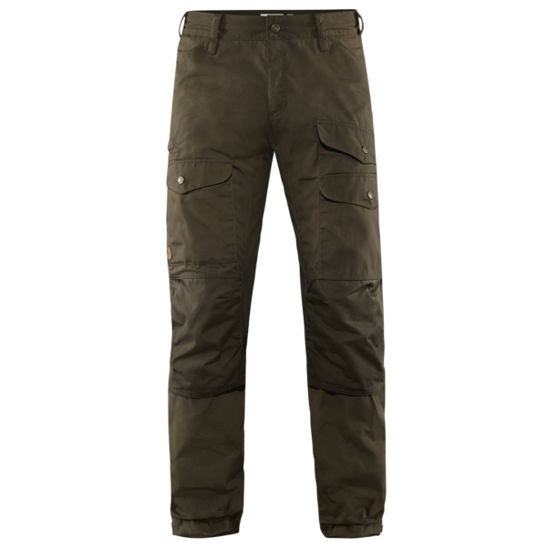 Fjallraven Vidda Pro Ventilated Trousers Long Dark Olive