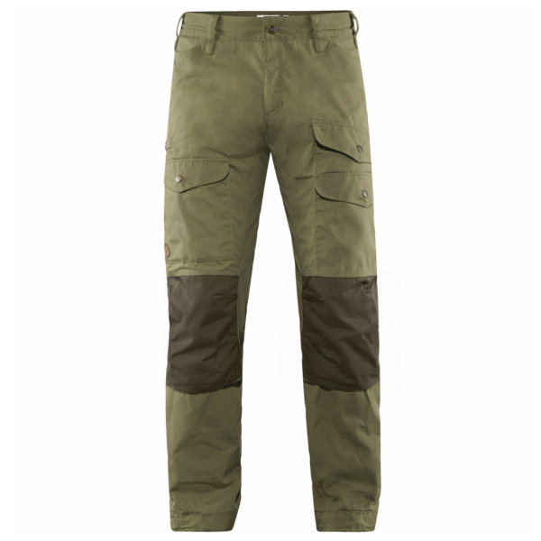 Fjallraven Vidda Pro Ventilated Trousers Regular Laurel Green / Deep Forest