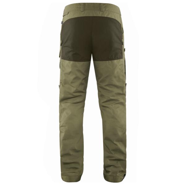 Fjallraven Vidda Pro Ventilated Trousers Regular Laurel Green / Deep Forest
