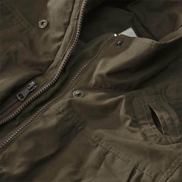 Fjallraven Womens Brenner Pro Padded Jacket Dark Olive