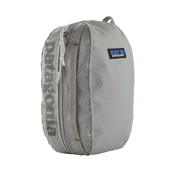 Patagonia Black Hole Cube Bag Small Birch White