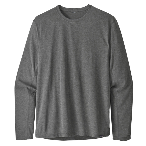 Patagonia LS Capilene Cool Trail Base Layer Black