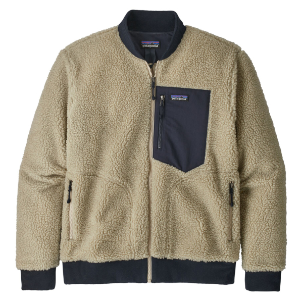 Patagonia Retro-X Bomber Fleece Jacket Pelican