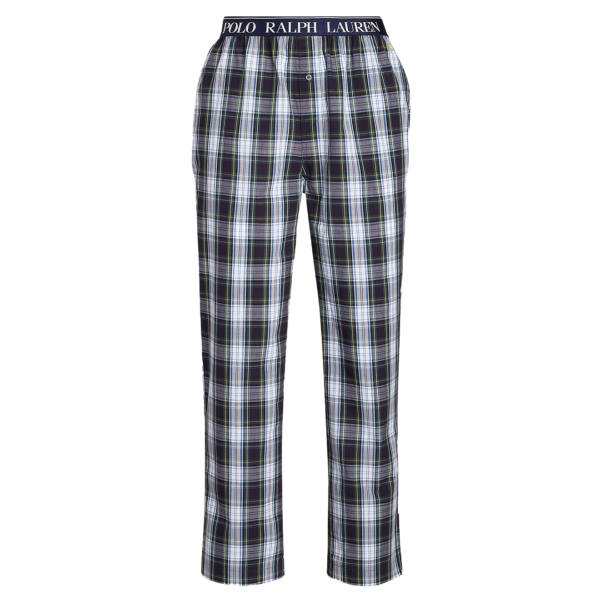 Polo Ralph Lauren Cotton Sleep Trouser Wales Plaid
