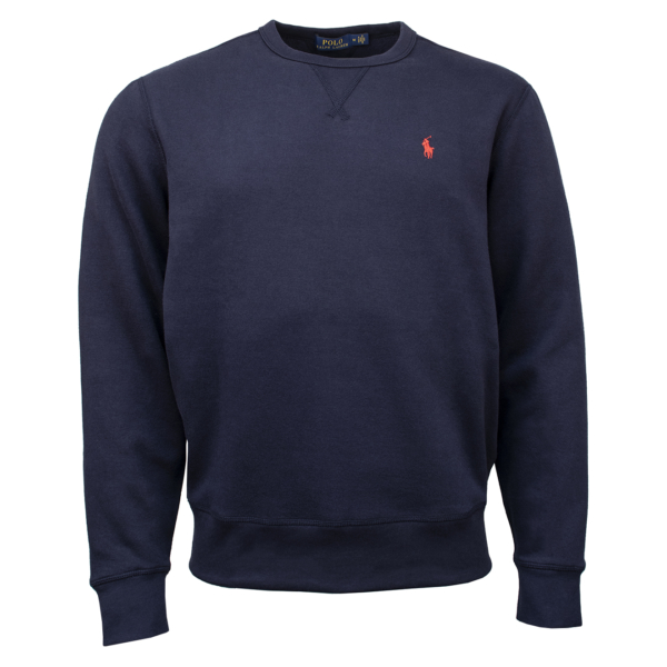 Polo Ralph Lauren Classic Crew Sweatshirt Navy