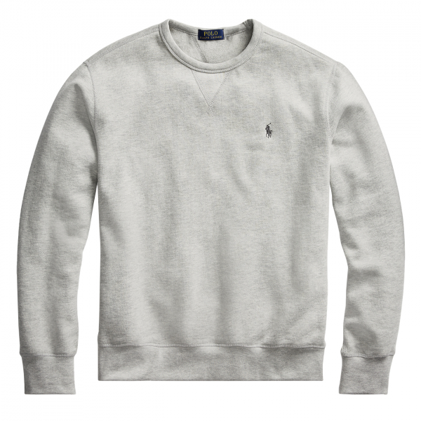 Polo Ralph Lauren Crew Sweatshirt Grey Heather