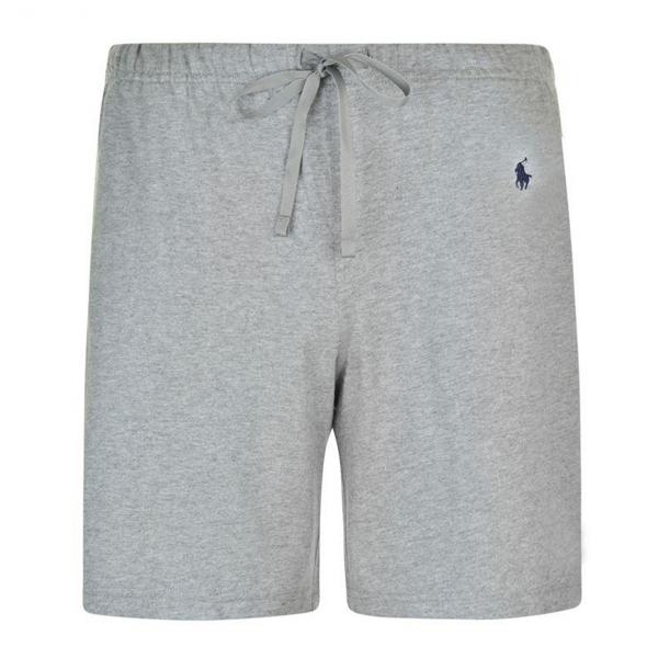 Polo Ralph Lauren Lounge Shorts Grey Heather