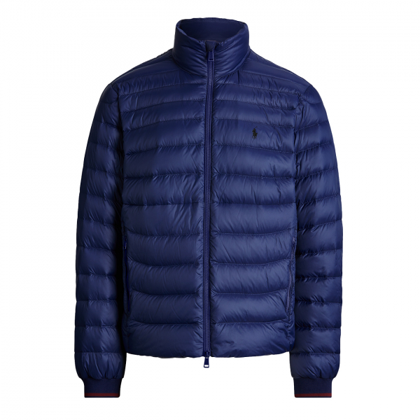 Polo Ralph Lauren Packable Quilted Down Jacket Navy