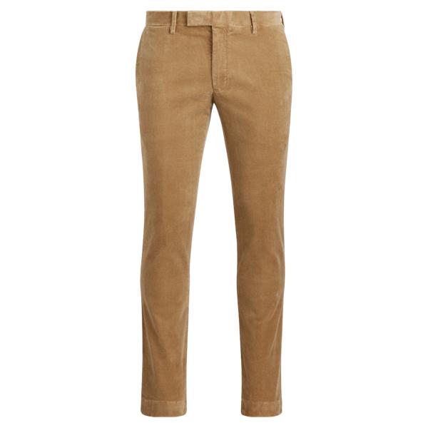 Polo Ralph Lauren Slim Fit Corduroy Trouser Montana Khaki
