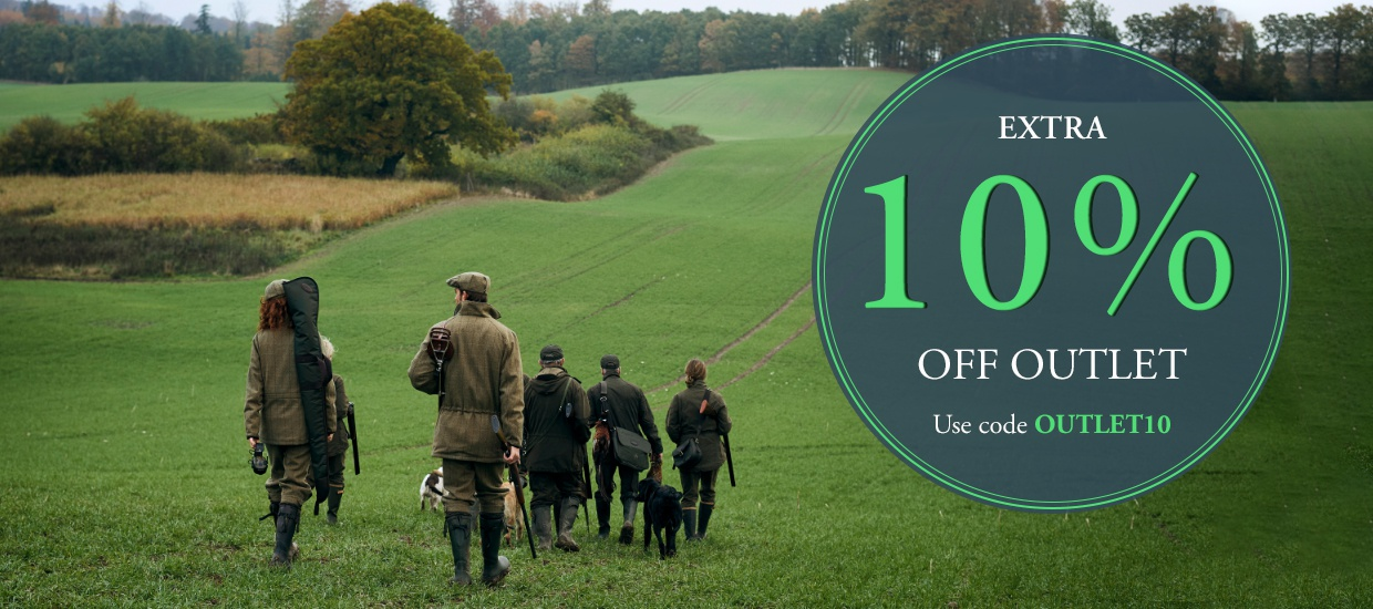 Extra 10% off Outlet - The Sporting Lodge