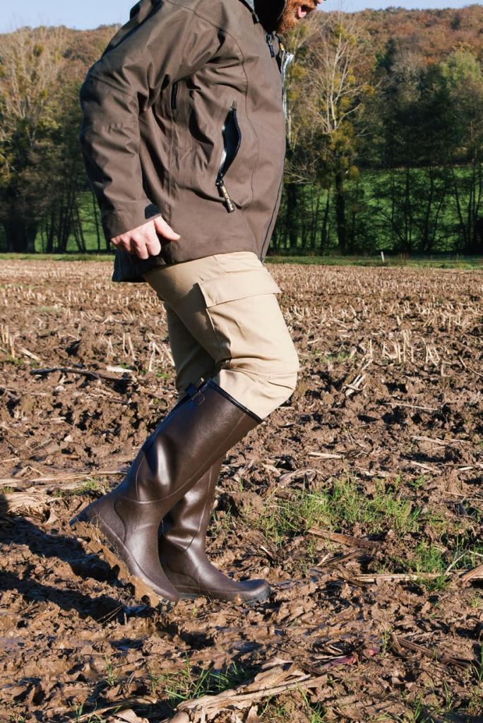 Le Charmot Brown Boots