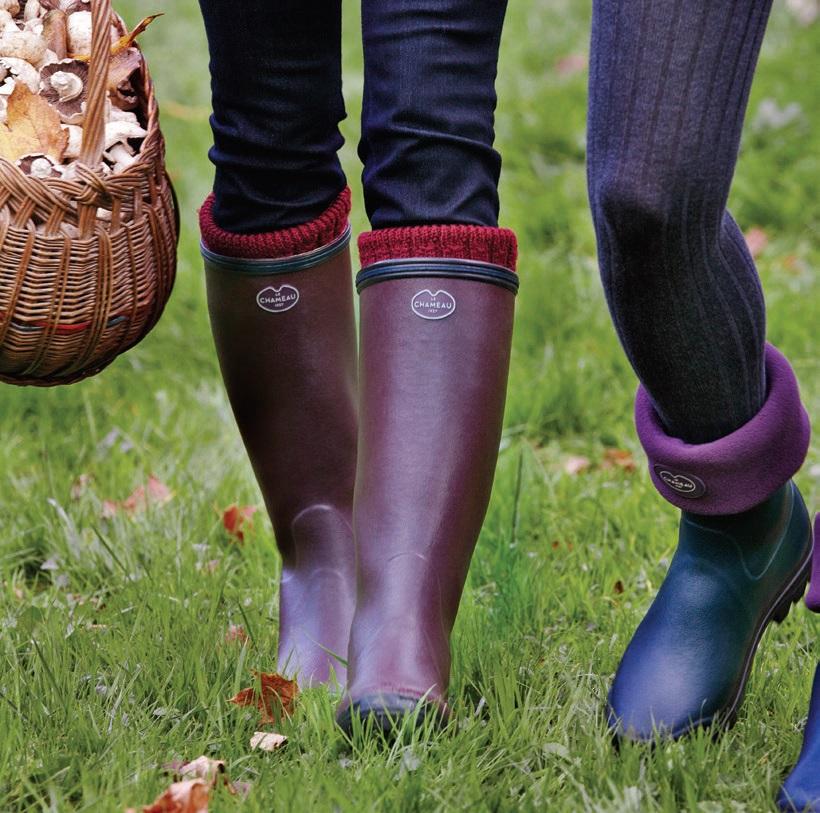 Le Charmot Womens Boots