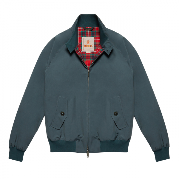 Baracuta G9 Classic Jacket Blue Lake