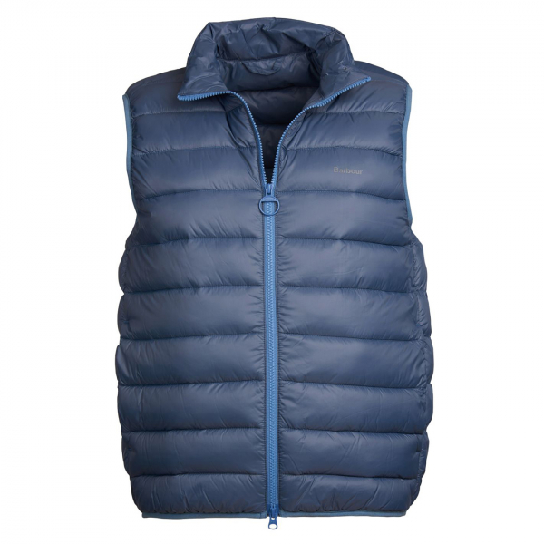 Barbour Bretby Gilet Moody Blue