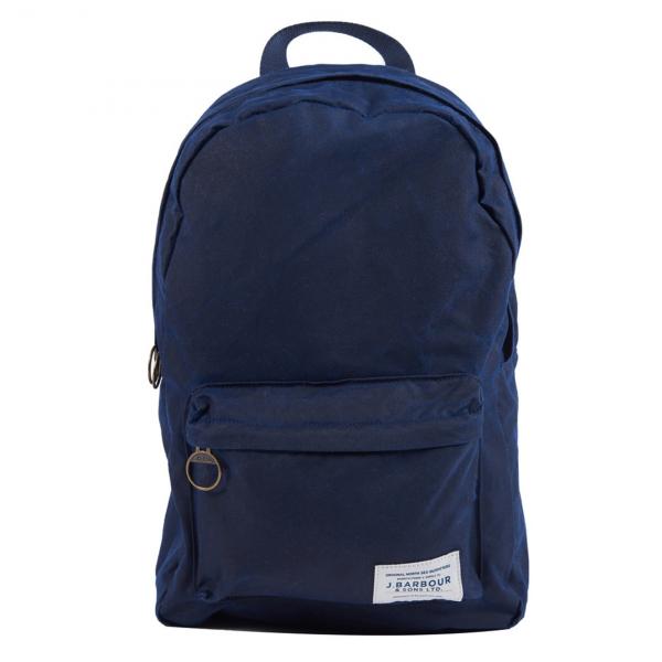 Barbour Cuburn Backpack Navy