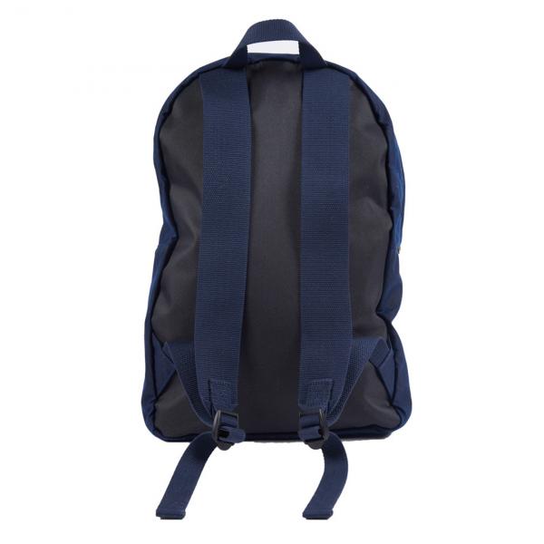 Barbour Cuburn Backpack Shoulder Straps Navy