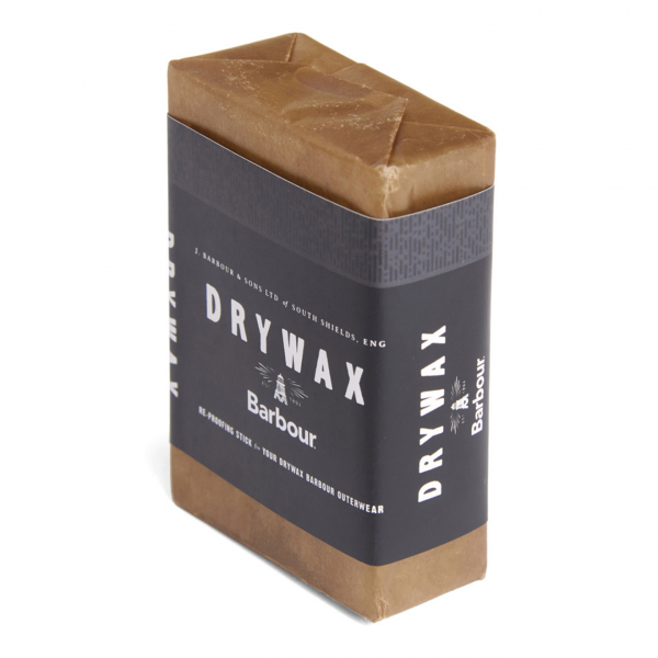 Barbour Dry Wax Bar 60g