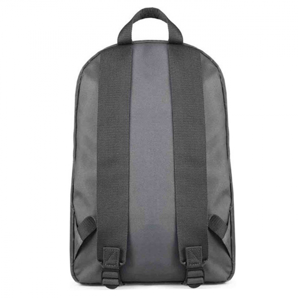 Barbour Eadan Backpack Shoulder Straps Grey