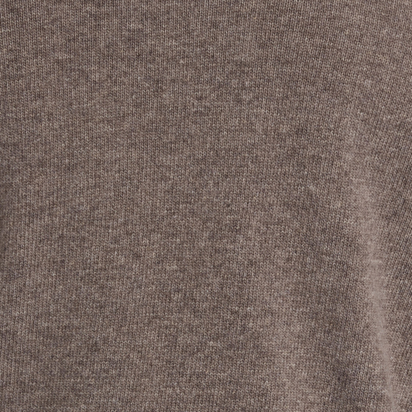 Barbour Holden Half Zip Knit Military Marl