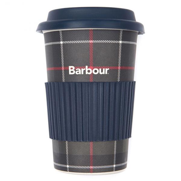Barbour Tartan Travel Mug Classic Tartan