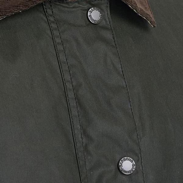 Barbour Womens Tawny Wax Jacket Duffle
