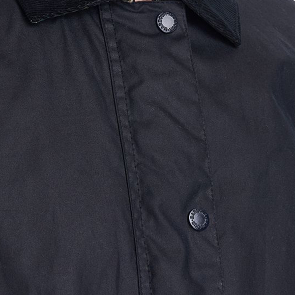 Barbour Womens Tawny Wax Jacket Navy / Ancient