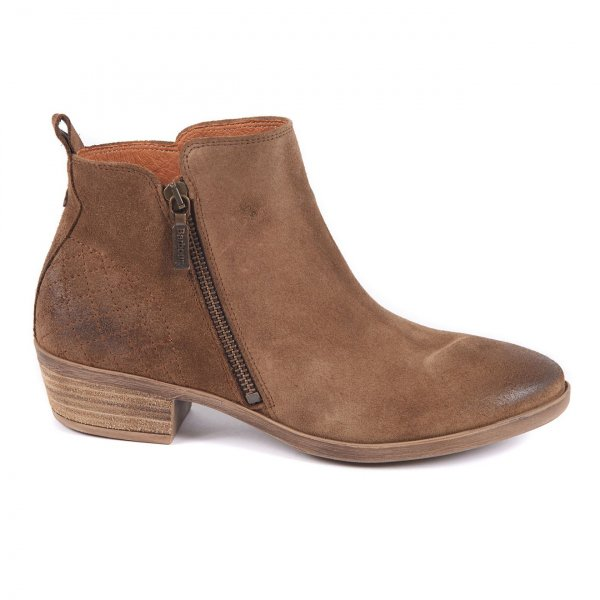 Barbour Womens Una Boot Tobacco