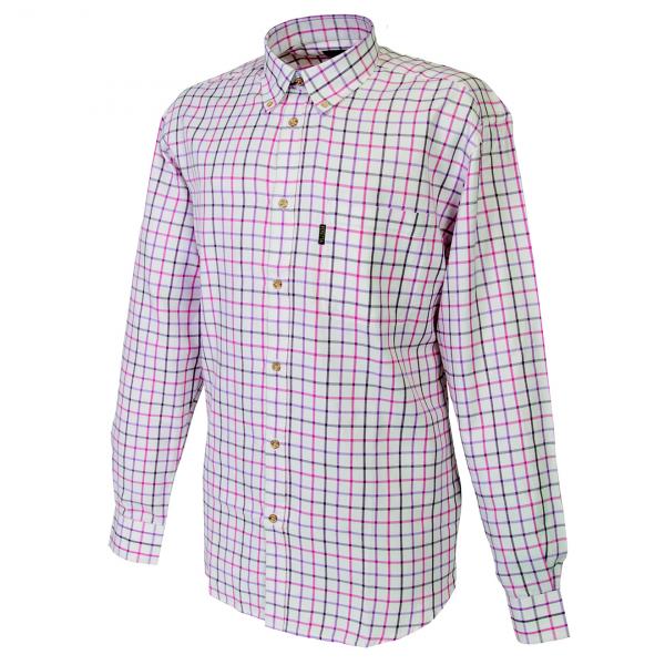 Beretta Classic Shirt White / Pink / Lilac