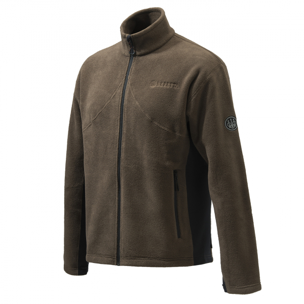 Beretta Smartech Fleece Jacket Chocolate