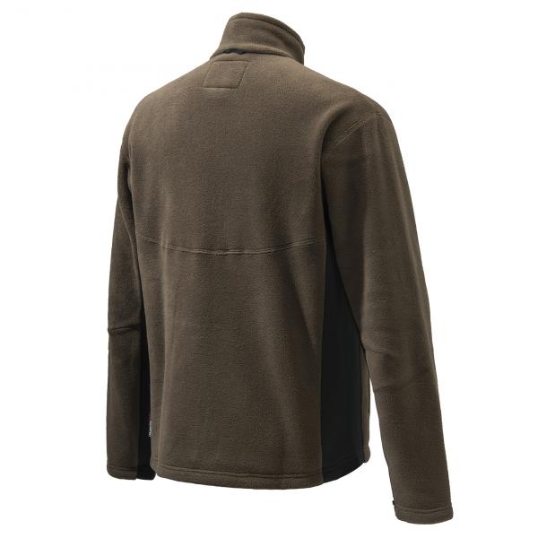 Beretta Smartech Fleece Jacket Chocolate
