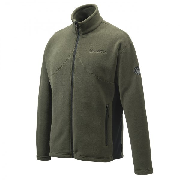 Beretta Smartech Fleece Jacket Green