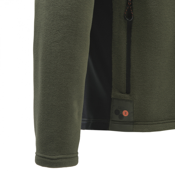 Beretta Smartech Fleece Jacket Green