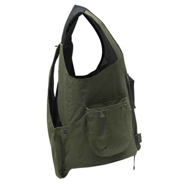 Beretta Thorn Resistant Game Bag Vest Green