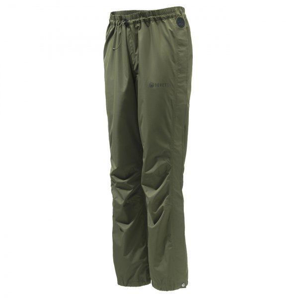 Beretta Waterproof Packable Overpants Green
