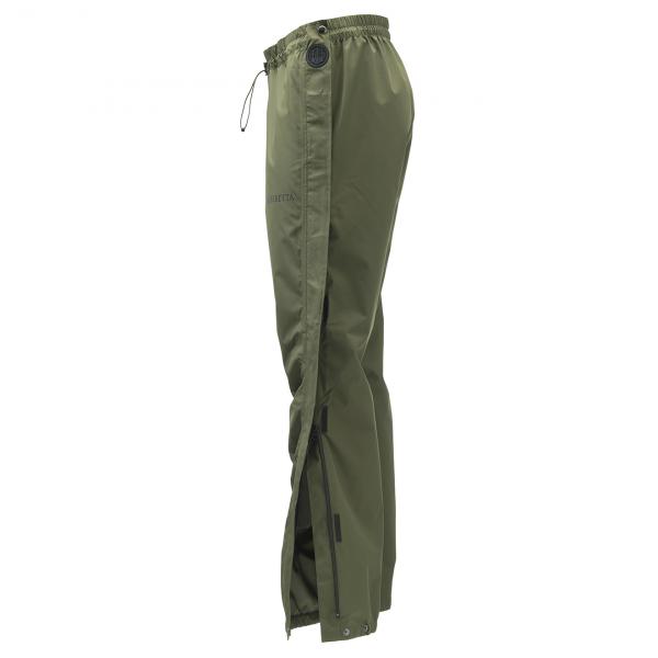 Beretta Waterproof Packable Overpants Green