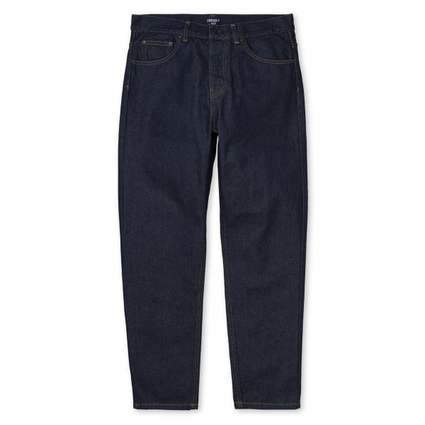 Carhartt Newel Pant Blue Rinsed