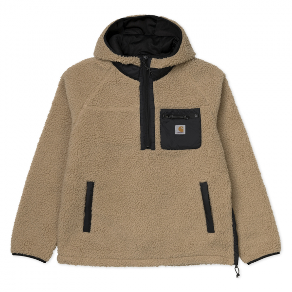 Carhartt Prentis Pullover Fleece Dusty H Brown