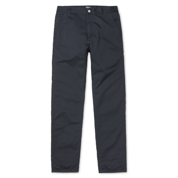 Carhartt Ruck Single Knee Pant Dark Navy Rinsed L32