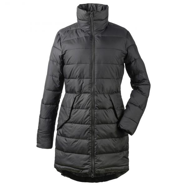 Didriksons Womens Hildur Jacket Black