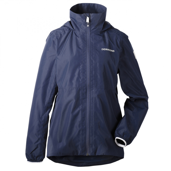 Didriksons Womens Incus Jacket Navy