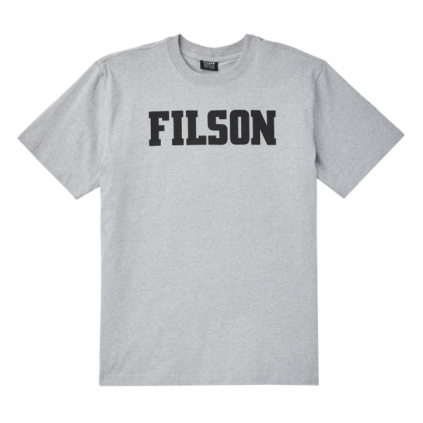 Filson Outfitter Graphic T-Shirt Gray Heather
